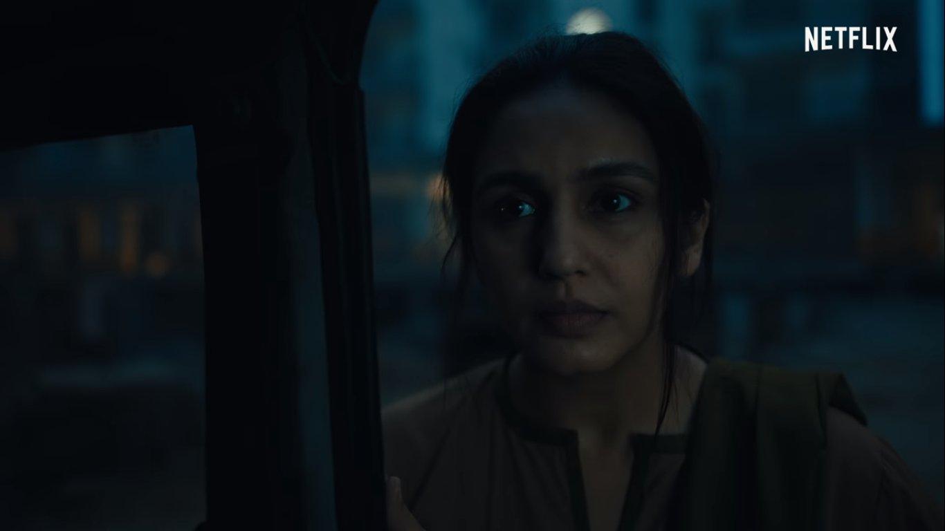 Netflix's LEILA (Trailer) – Based on a dystopian India